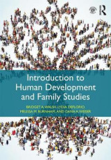 Omslag - Introduction to Human Development and Family Studies