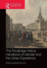 Omslag - The Routledge History Handbook of Gender and the Urban Experience
