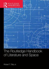 Omslag - The Routledge Handbook of Literature and Space
