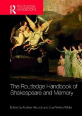 Omslag - The Routledge Handbook of Shakespeare and Memory