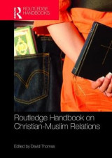 Omslag - Routledge Handbook on Christian-Muslim Relations