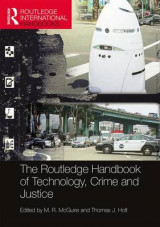 Omslag - Routledge Handbook of Technology, Crime and Justice
