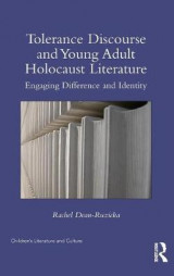 Omslag - Tolerance Discourse and Young Adult Holocaust Literature