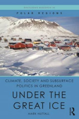 Omslag - Climate, Society and Subsurface Politics in Greenland