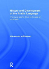 Omslag - History and Development of the Arabic Language