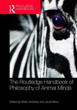 Omslag - The Routledge Handbook of Philosophy of Animal Minds