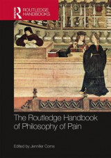 Omslag - The Routledge Handbook of Philosophy of Pain