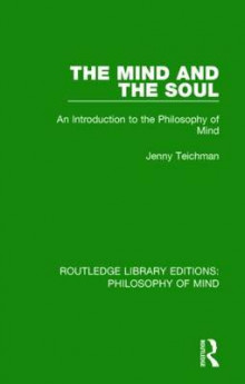 The Mind and the Soul av Jenny Teichman (Heftet)