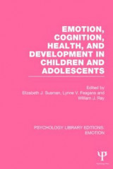 Omslag - Emotion, Cognition, Health, and Development in Children and Adolescents
