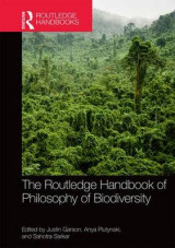 Omslag - Routledge Handbook of Philosophy of Biodiversity