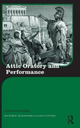 Omslag - Attic Oratory and Performance