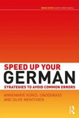 Omslag - Speed Up Your German