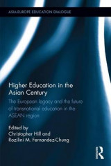 Omslag - Higher Education in the Asian Century