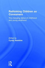 Omslag - Rethinking Children as Consumers