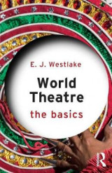 Omslag - World Theatre: The Basics