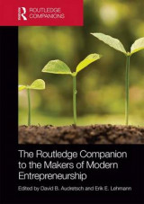 Omslag - The Routledge Companion to the Makers of Modern Entrepreneurship