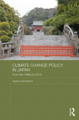Omslag - Climate Change Policy in Japan