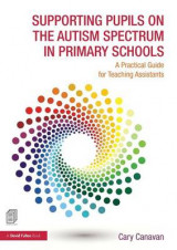 Omslag - Supporting Pupils on the Autism Spectrum in Primary Schools