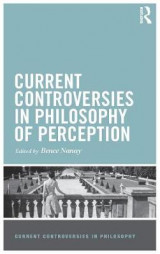 Omslag - Current Controversies in Philosophy of Perception