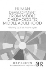 Omslag - Human Development from Middle Childhood to Middle Adulthood