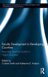 Omslag - Faculty Development in Developing Countries