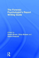 Omslag - The Forensic Psychologists' Report Writing Guide