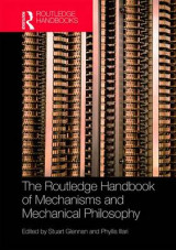 Omslag - The Routledge Handbook of Mechanisms and Mechanical Philosophy