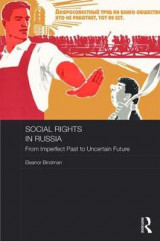 Omslag - Social Rights in Russia