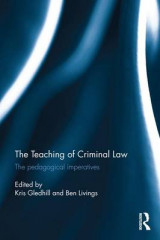 Omslag - The Teaching of Criminal Law