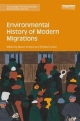 Omslag - Environmental History of Modern Migrations
