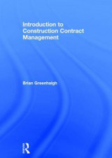 Omslag - Introduction to Construction Contract Management