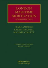 Omslag - London Maritime Arbitration