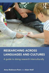 Omslag - Researching Across Languages and Cultures