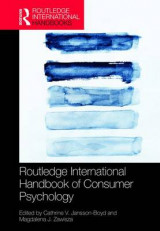 Omslag - Routledge International Handbook of Consumer Psychology