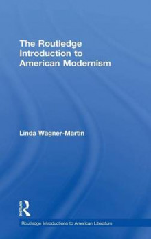The Routledge Introduction to American Modernism av Linda Wagner-Martin (Innbundet)
