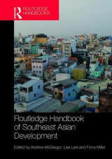 Omslag - Routledge Handbook of Southeast Asian Development