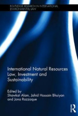 Omslag - International Natural Resources Law, Investment and Sustainability
