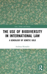 Omslag - The Use of Biodiversity in International Law