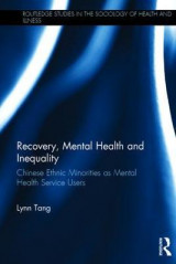 Omslag - Recovery, Mental Health and Inequality