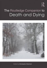 Omslag - The Routledge Companion to Death and Dying