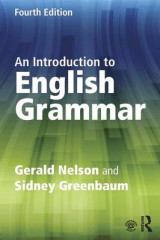 Omslag - An Introduction to English Grammar