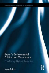Omslag - Japan's Environmental Politics and Governance