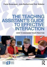 Omslag - The Teaching Assistant's Guide to Effective Interaction