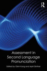 Omslag - Assessment in Second Language Pronunciation
