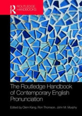 Omslag - The Routledge Handbook of Contemporary English Pronunciation
