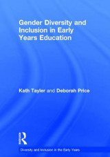 Omslag - Gender Diversity and Inclusion in Early Years Education