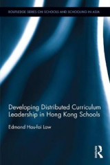 Omslag - Developing Distributed Curriculum Leadership in Hong Kong Schools