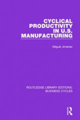 Omslag - Cyclical Productivity in US Manufacturing