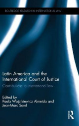 Omslag - Latin America and the International Court of Justice