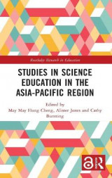 Omslag - Studies in Science Education in the Asia-Pacific Region